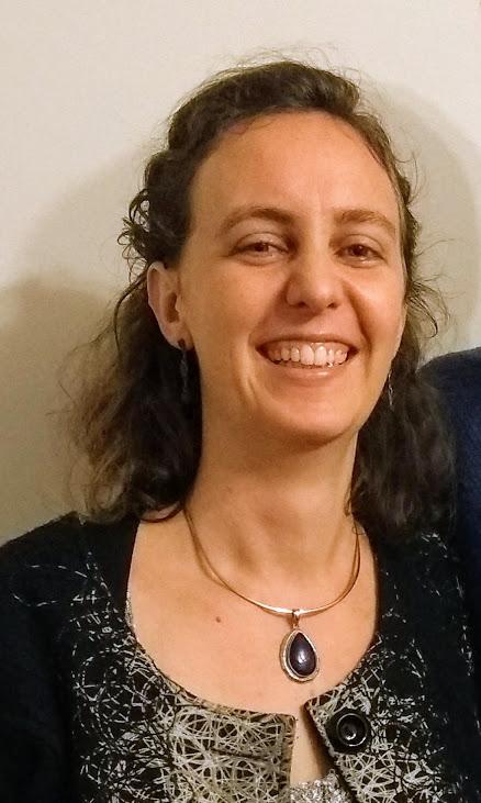 Dr Anita Pallot portrait
